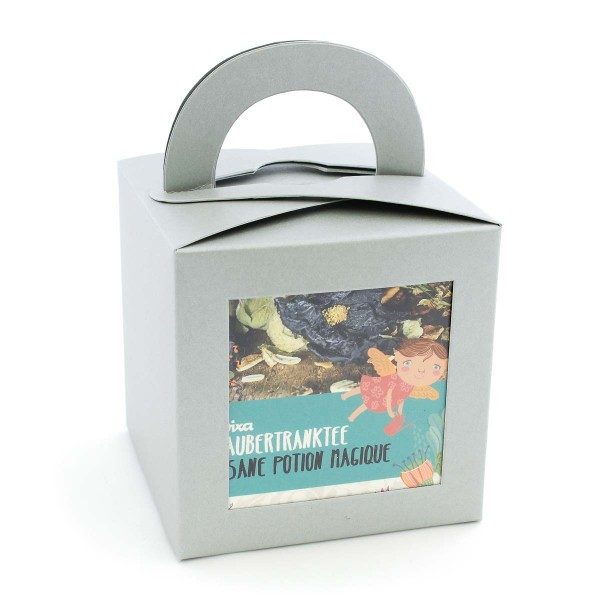 Zaubertrank Kräutertee Geschenkverpackung