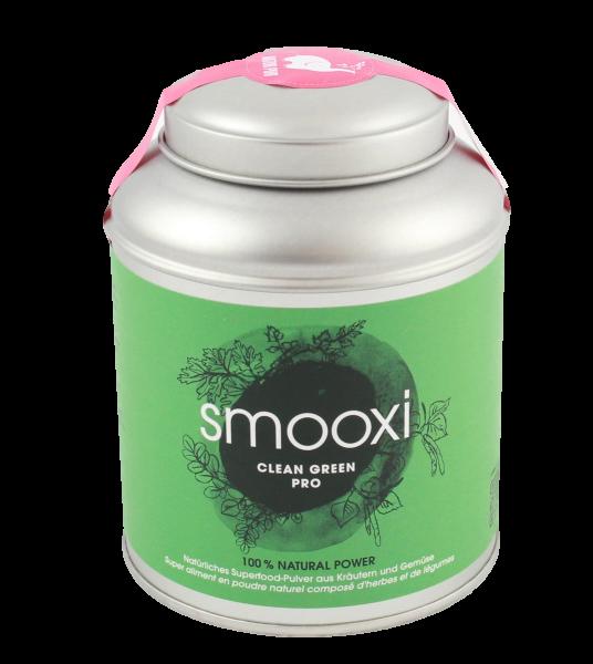 Smooxi Clean Green Pro Dose à 200g