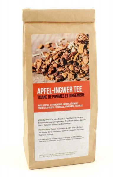 Apfel-Ingwer Tee